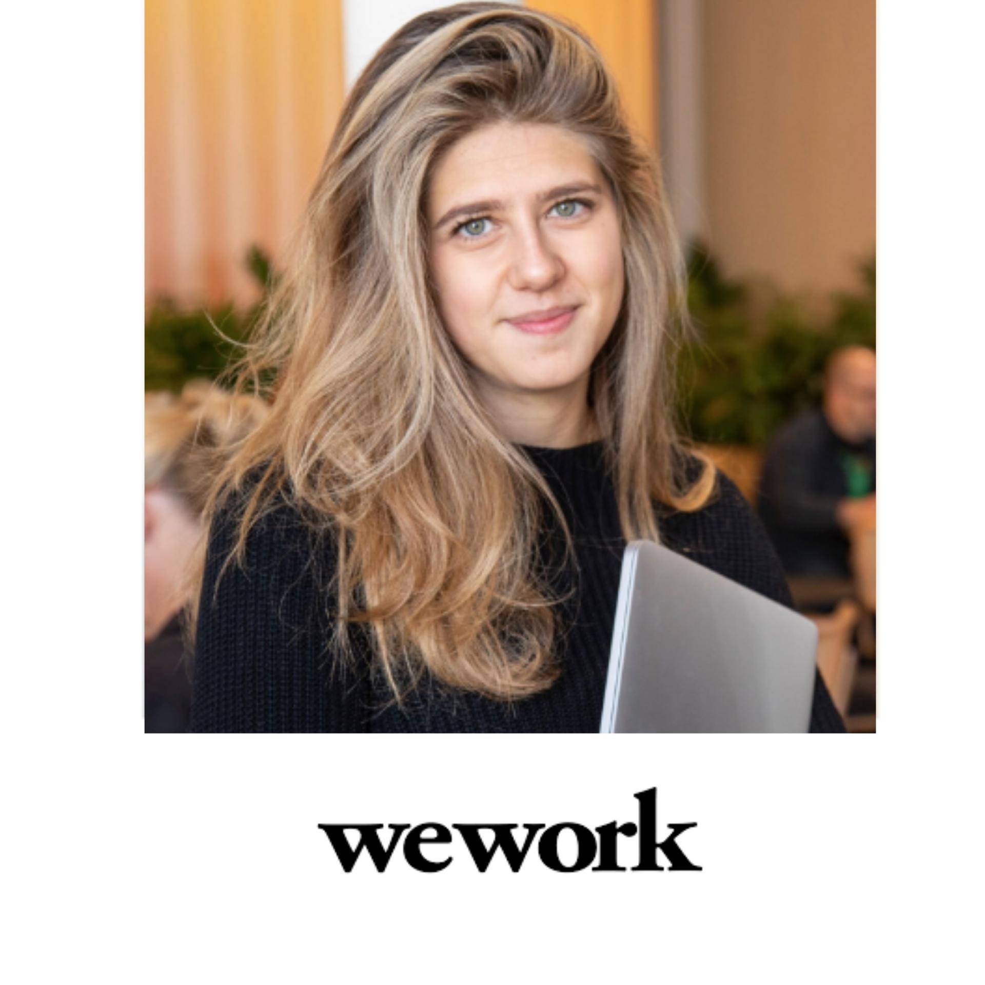 WeWork - Gabi Steele