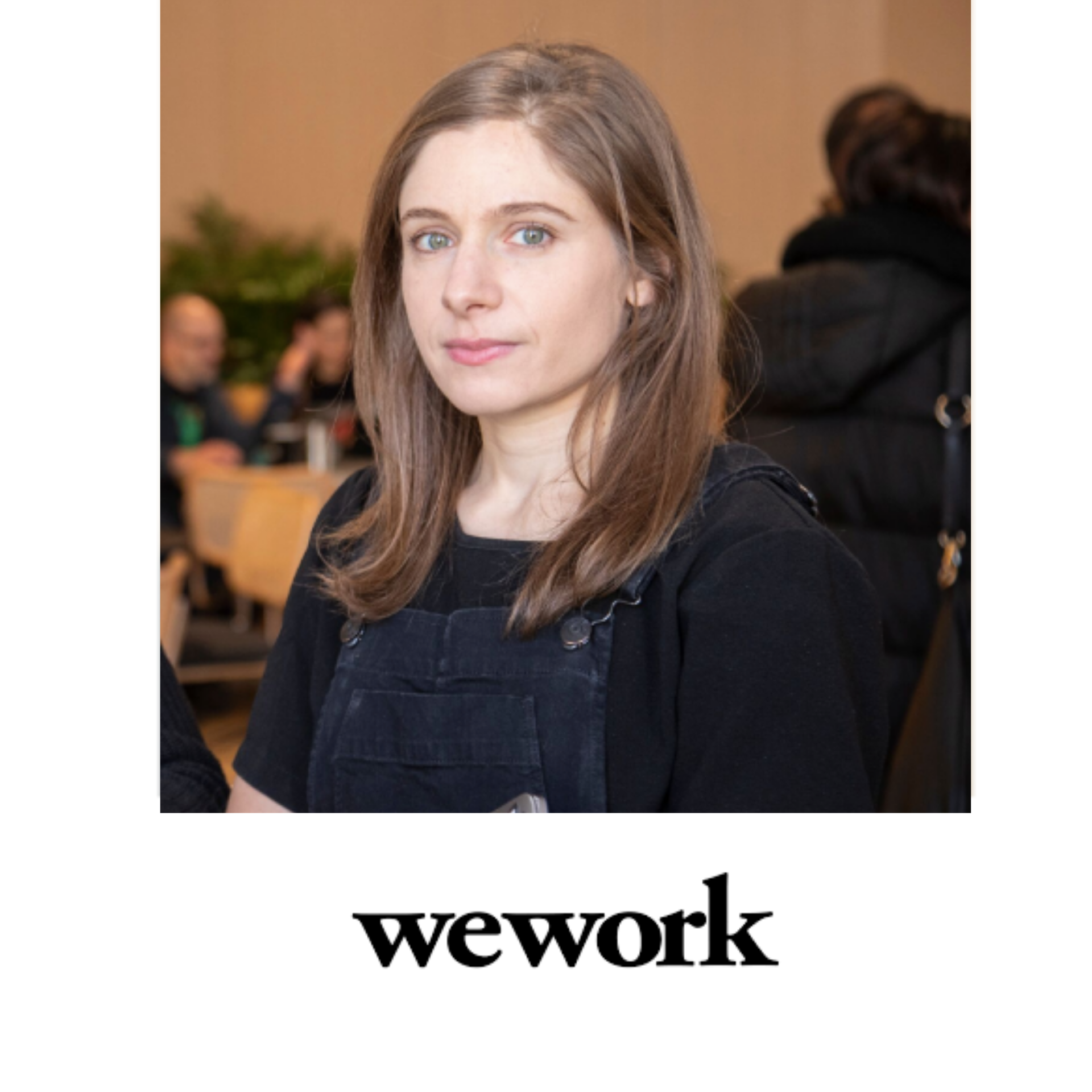 WeWork - Leah Weiss
